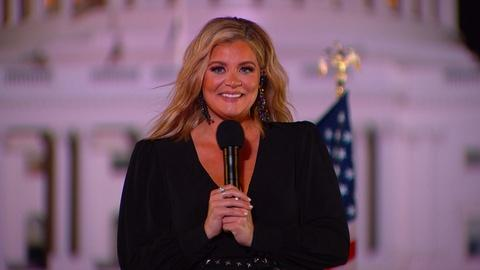 A Capitol Fourth -- Behind the Scenes Interview with Lauren Alaina