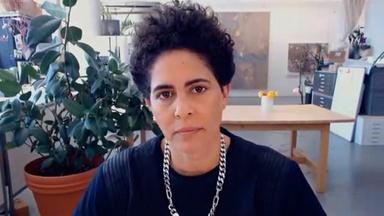 Artist Julie Mehretu on Her Retrospective at the Whitney