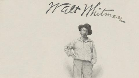 Poetry in America -- Leaves of Grass, by Walt Whitman