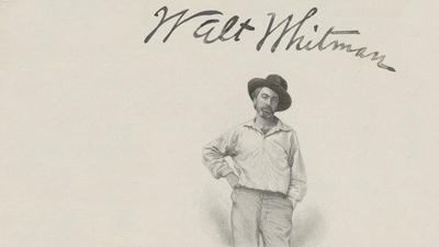 Poetry in America | Leaves of Grass, by Walt Whitman