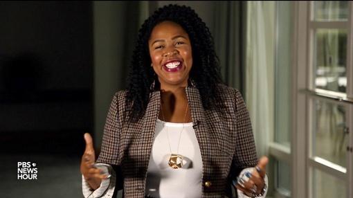 PBS NewsHour : Dr. Jedidah Isler on bringing more women of color into STEM