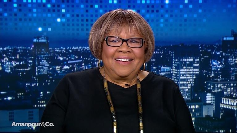 Amanpour and Company: Mavis Staples Discusses Her Musical Career