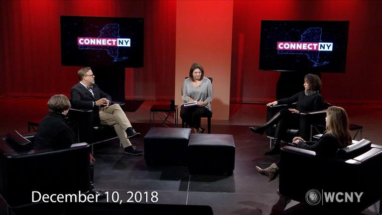 CONNECT NY: Urban Redevelopment and Renaissance in Upstate New York