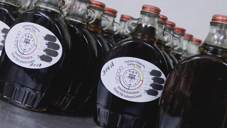 Destination Michigan: Isabella County: Making Maple Syrup