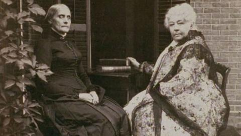 Not For Ourselves Alone: The Story of Elizabeth Cady Stanton and Susan B. Anthony -- A Great Partnership