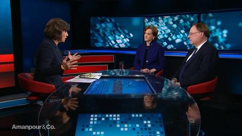 Amanpour and Company -- Michael Crick & Anne Applebaum on Challenges Facing the BBC