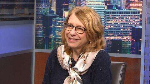 "S2018 E5: Cartoonist Roz Chast Discusses Her Book ""Going Into Town"""