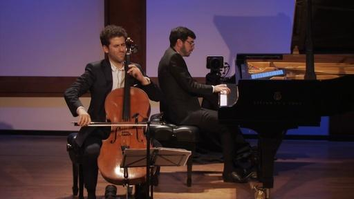 In Concert With CMS: Barber and Schumann