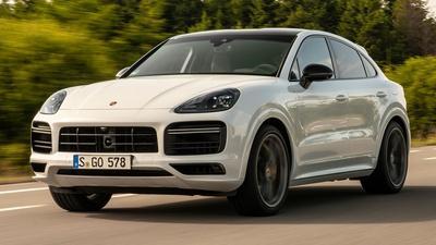 2020 Porsche Cayenne Turbo S E Hybrid & 2020 VW Passat