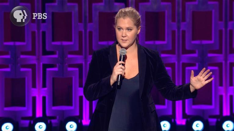 Mark Twain Prize: Amy Schumer Performs | David Letterman | Mark Twain Prize