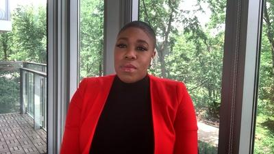 Amanpour and Company | Symone Sanders on Biden's Plans to Address Racial Inequality