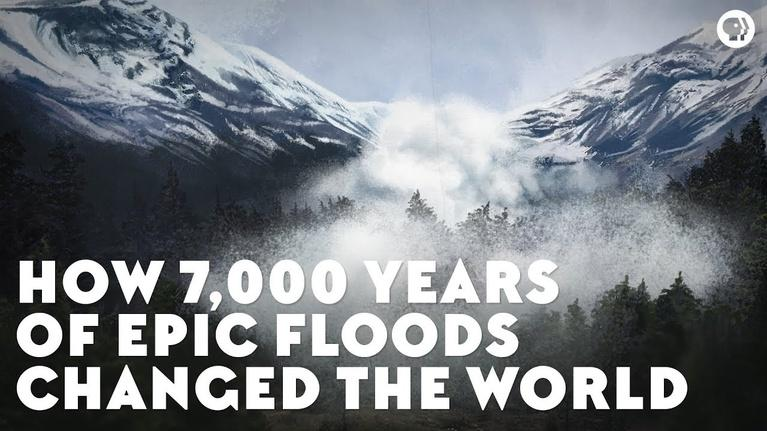 Eons: How 7,000 Years of Epic Floods Changed the World