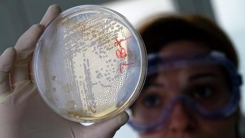 PBS NewsHour -- Is there an economic cure for the lack of new antibiotics?
