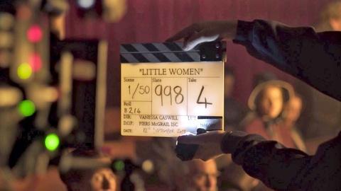Little Women -- Making Little Women