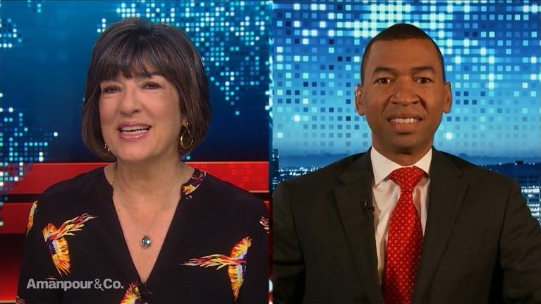 Amanpour and Company: November 7, 2019