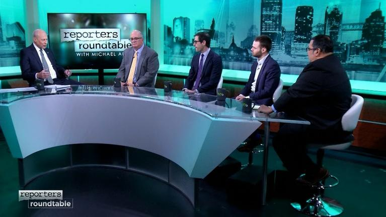 Reporters Roundtable: A Clear Path to a Second Term?