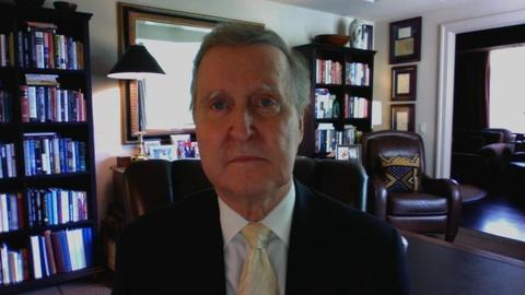 Former Secretary of Defense William Cohen on the Election