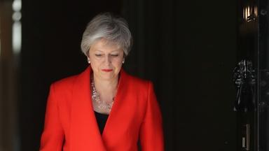 After years of Brexit turmoil, UK's May to step down