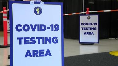 Surge in COVID-19 testing in New Jersey