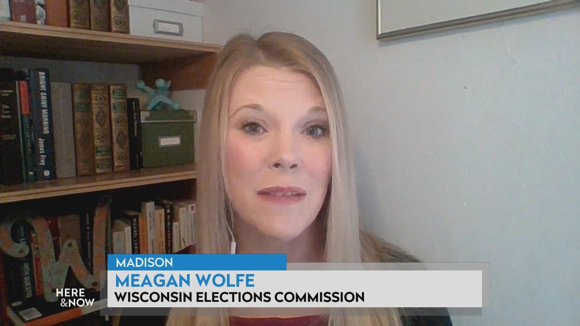 Status of Wisconsin's Absentee Ballots