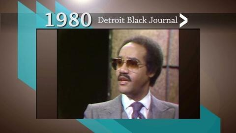 American Black Journal -- Detroit Black Journal Clip: African American Art