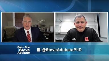 Rutgers Coach Schiano On Lessons Learned During the Pandemic