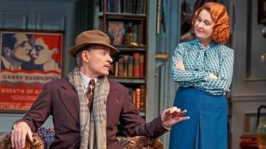 Noël Coward's Present Laughter - Behind the Curtain