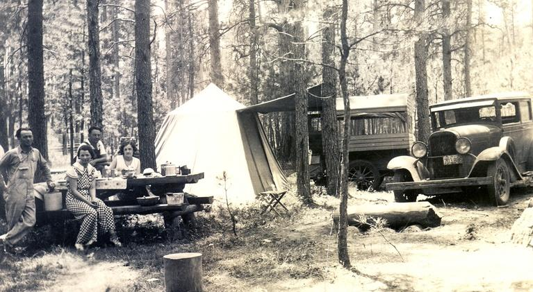Images of the Past: A Century of South Dakota State Parks