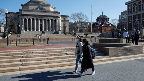 PBS NewsHour -- The 'unwise' policy of shutting out international students