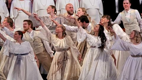 Christmas With The Tabernacle Choir -- Angels from the Realms of Glory