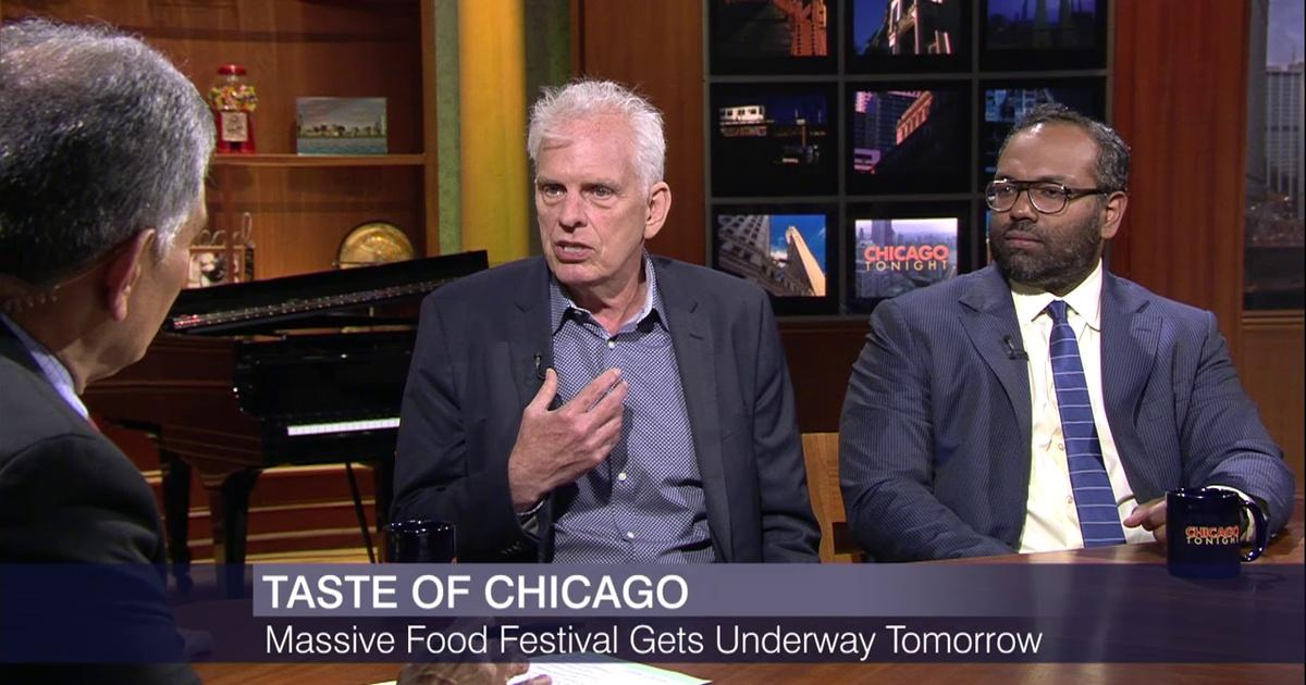Bring Your Appetite: Taste of Chicago Underway This Week | Season