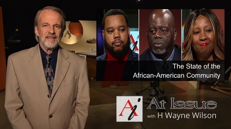 At Issue: S32 E29: The State of African-Americans