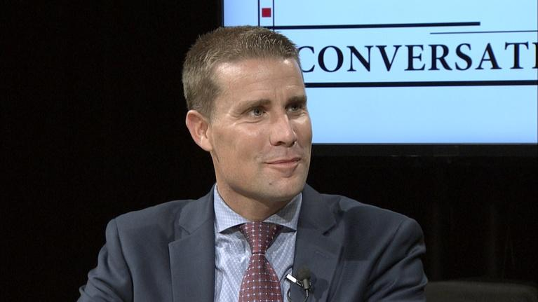 Conversations: with Mike McGuire