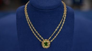 Appraisal: Tiffany & Co. Necklace, ca. 1910