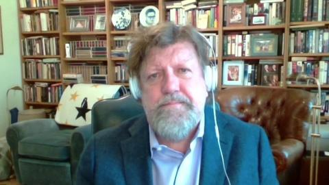 Amanpour and Company -- New York Icon Oskar Eustis: How Theater Sustains Democracy