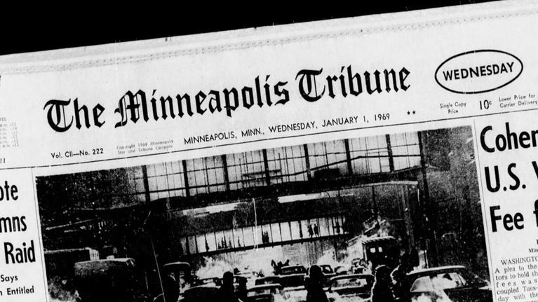 Almanac: Index File Section | Minnesota Poll From 1969