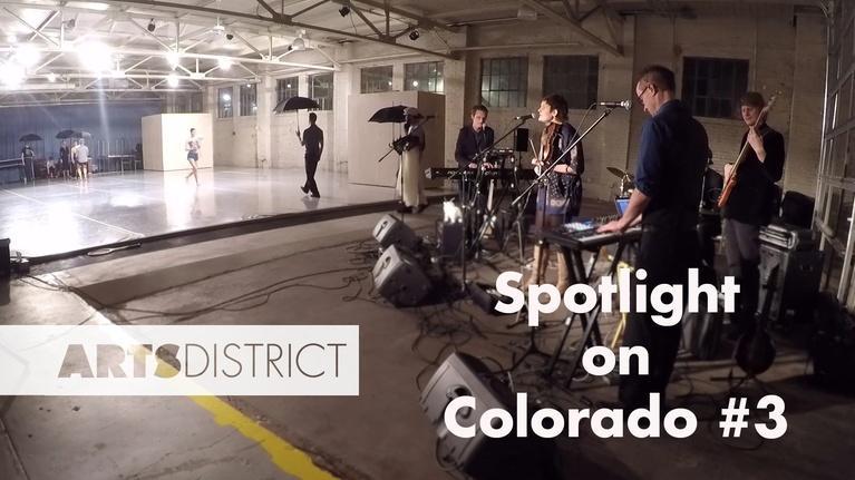 Arts District: Spotlight on Colorado Art #3