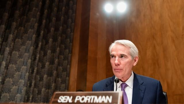 Sen. Portman on Cheney, infrastructure and taxing the rich