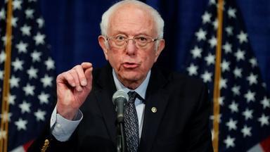 Sen. Bernie Sanders on what a relief bill should look like