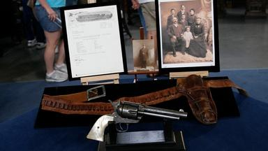 Appraisal: Colt Single-action Army Revolver, ca. 1885