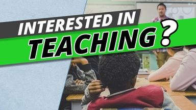 Should I become an elementary school teacher?