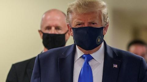 PBS NewsHour -- As coronavirus surges, Trump and White House attack Fauci