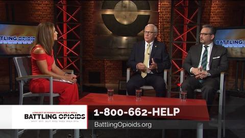 WVIA Special Presentations -- Battling Opioids: A Project of PA Public Media Part 3