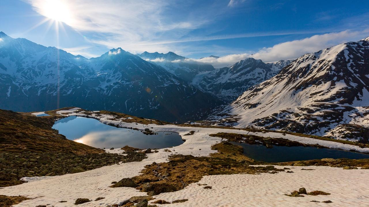 Preview of The Alps: The High Life