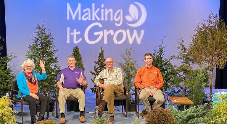 Making It Grow: January 7, 2020