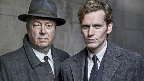 Endeavour -- Season 4 Preview
