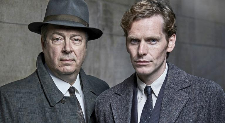 Endeavour: Season 4 Preview