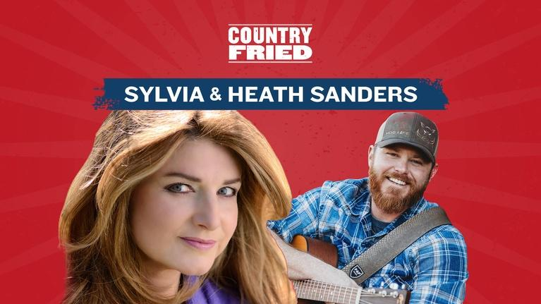"""Country Fried: Country Fried: Episode 5 """"Sylvia and Heath Sanders"""""""