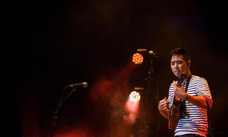Live at the Charleston Music Hall: Jake Shimabukuro