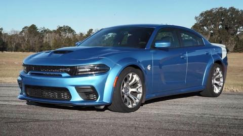 S39 E26: Dodge Charger SRT Hellcat Widebody & Toyota Highlander